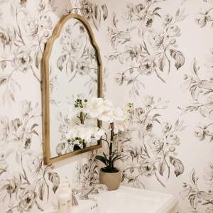 Our guest bathroom makeover reveal! - M Loves M @marmar