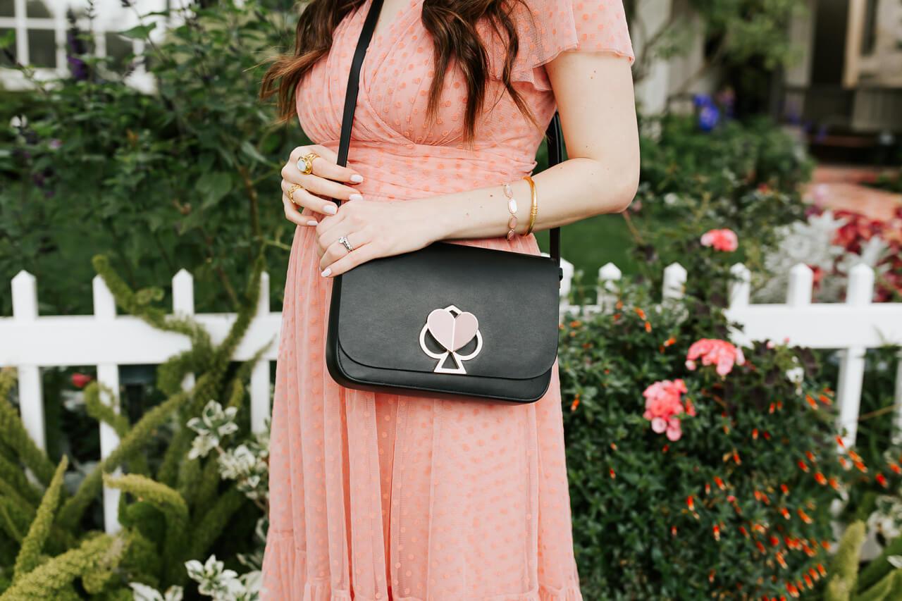I love this black Kate Spade bag! - M Loves M @marmar