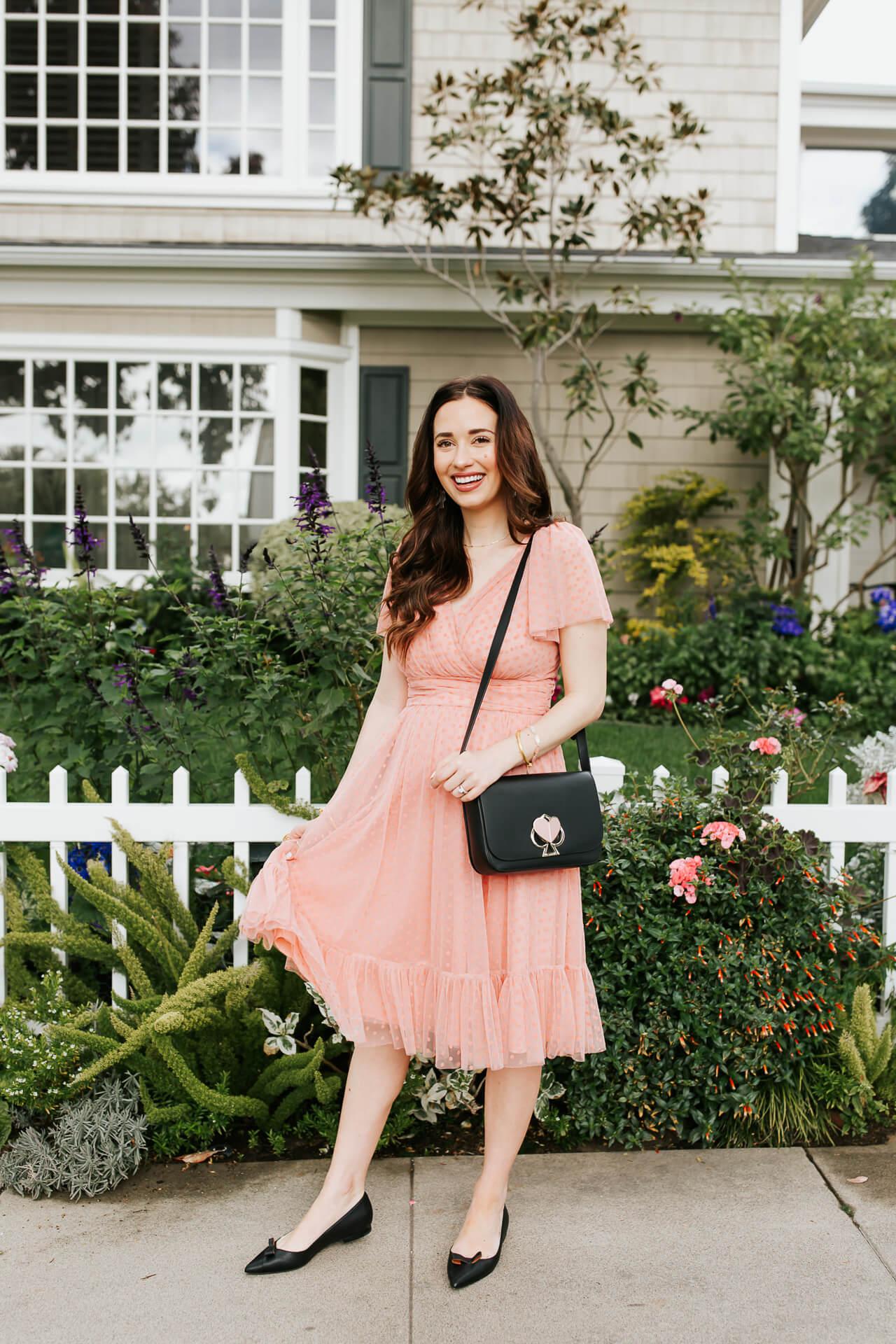 Such a pretty Gal Meets Glam dress! - M Loves M @marmar