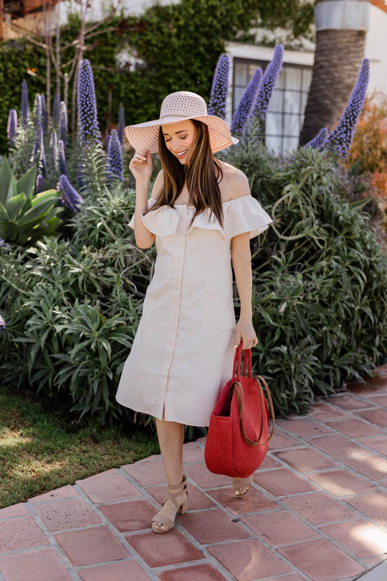 A pretty spring dress under $20! - M Loves M @marmar