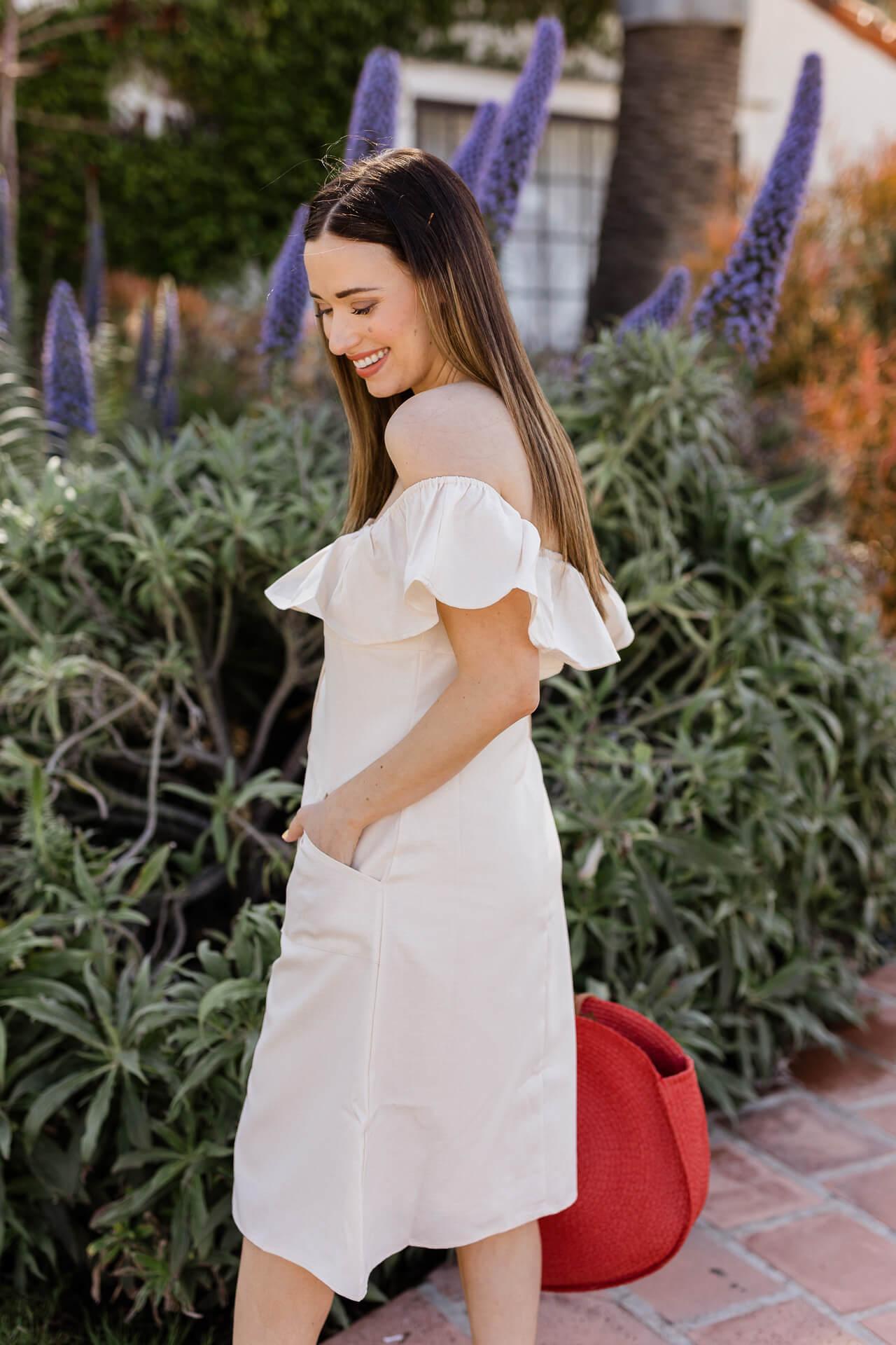 A spring dress from Walmart! - M Loves M @marmar