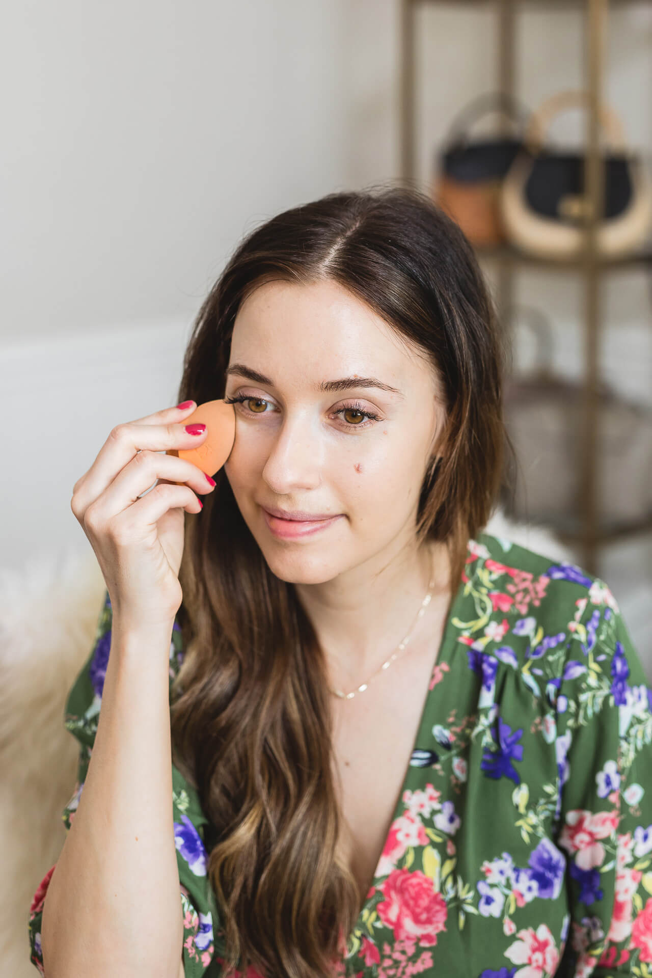 A spring beauty makeup tutorial! - M Loves M