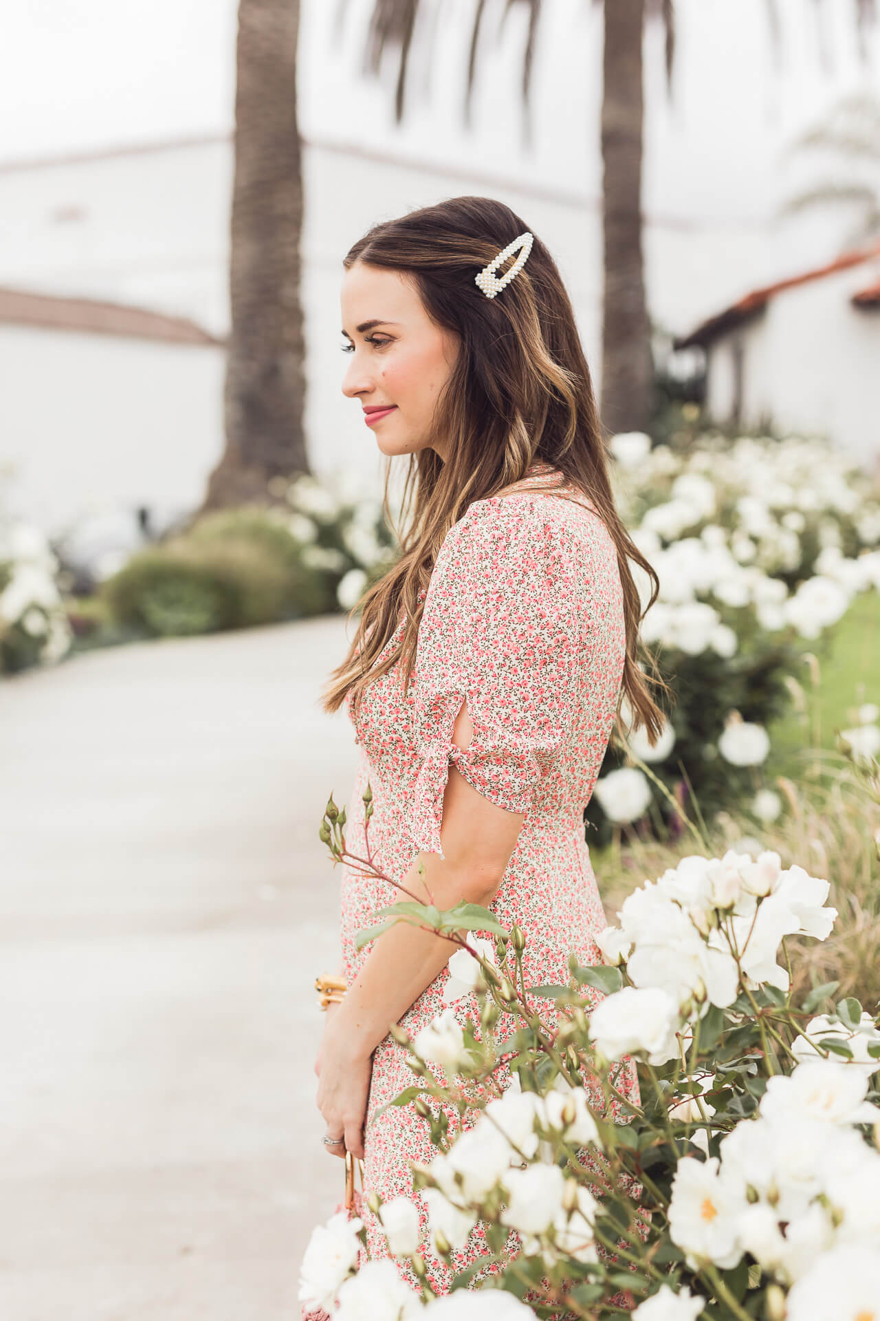 A pink maxi dress from Nordstrom! - M Loves M