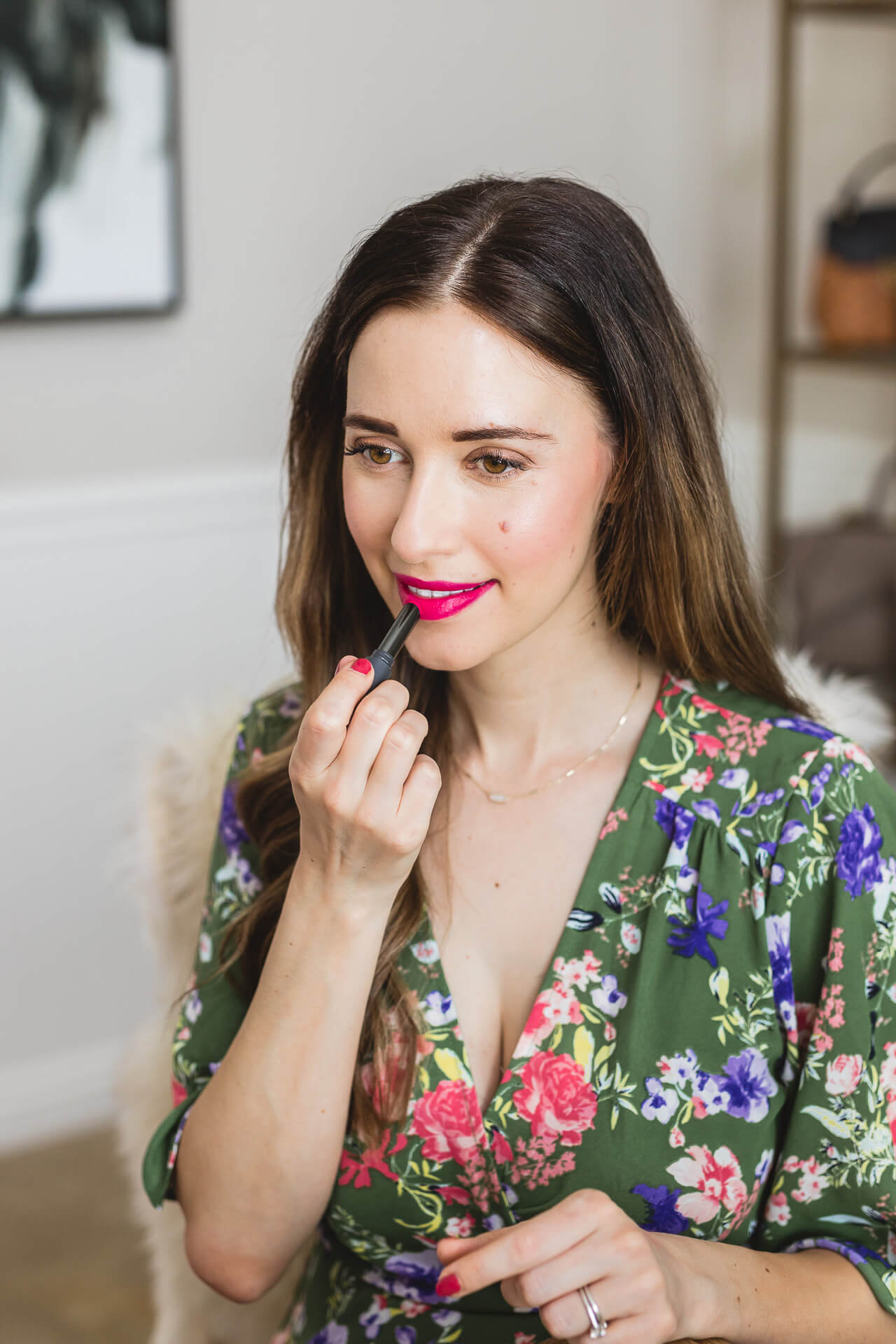 A pop of color makeup tutorial! - M Loves M