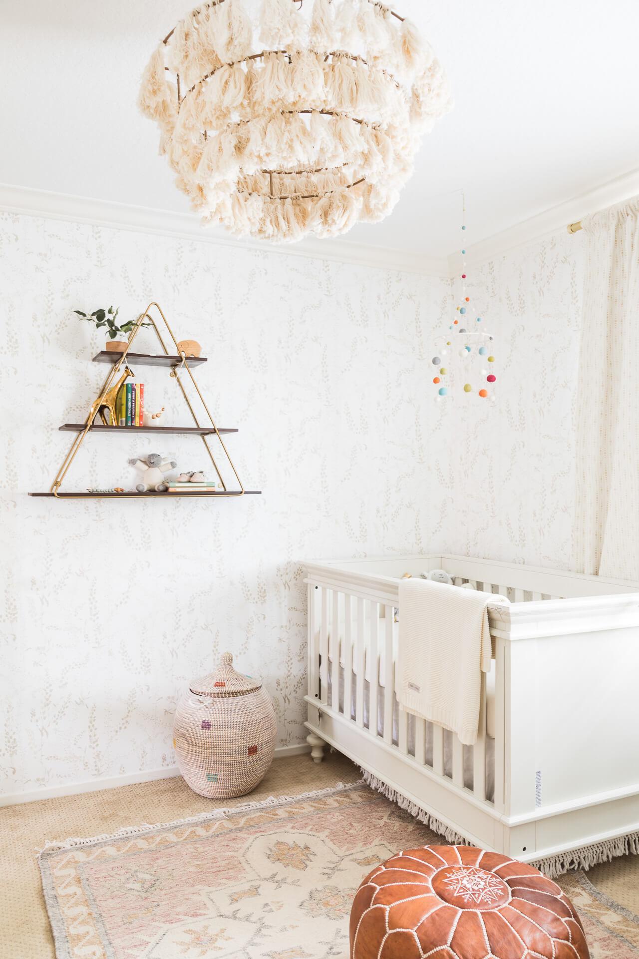 Baby girl bedroom decor! - M Loves M