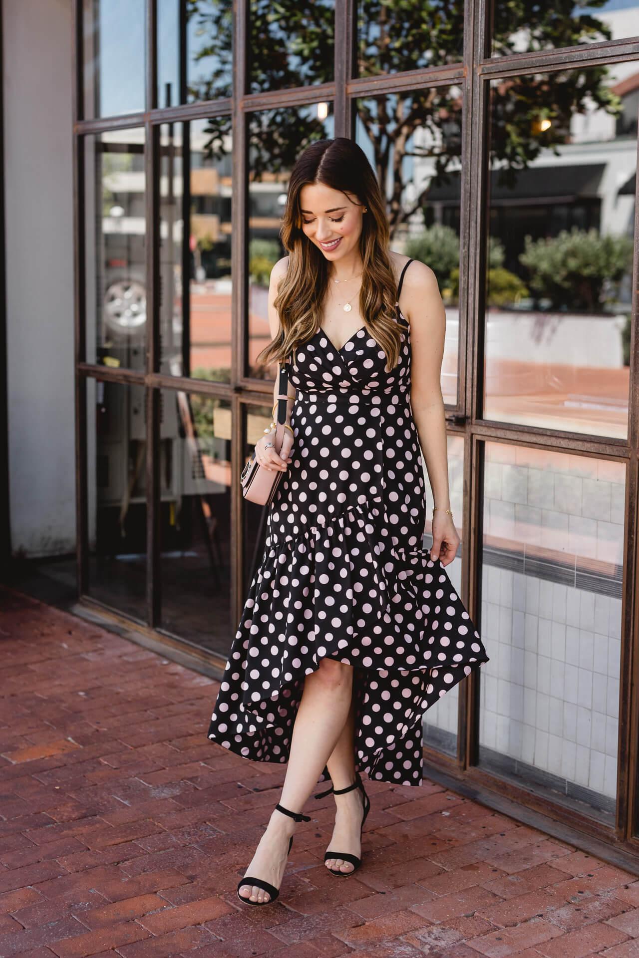 The cutest black party dress! - M Loves M