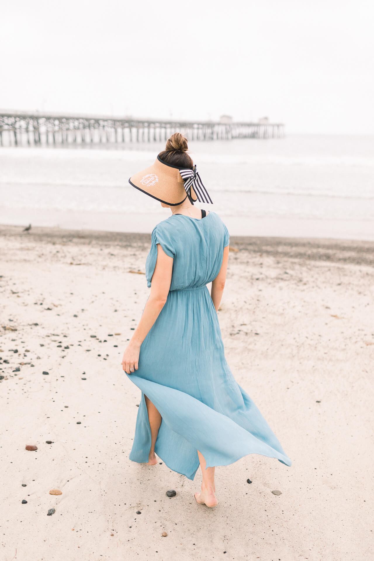 Great beach coverup outfit for summer - M Loves M