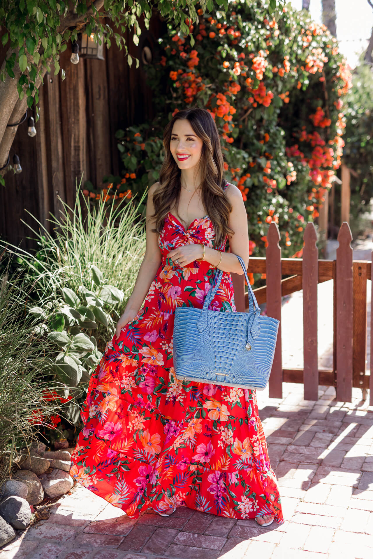 Fun tropical print maxi dresses! - M Loves M