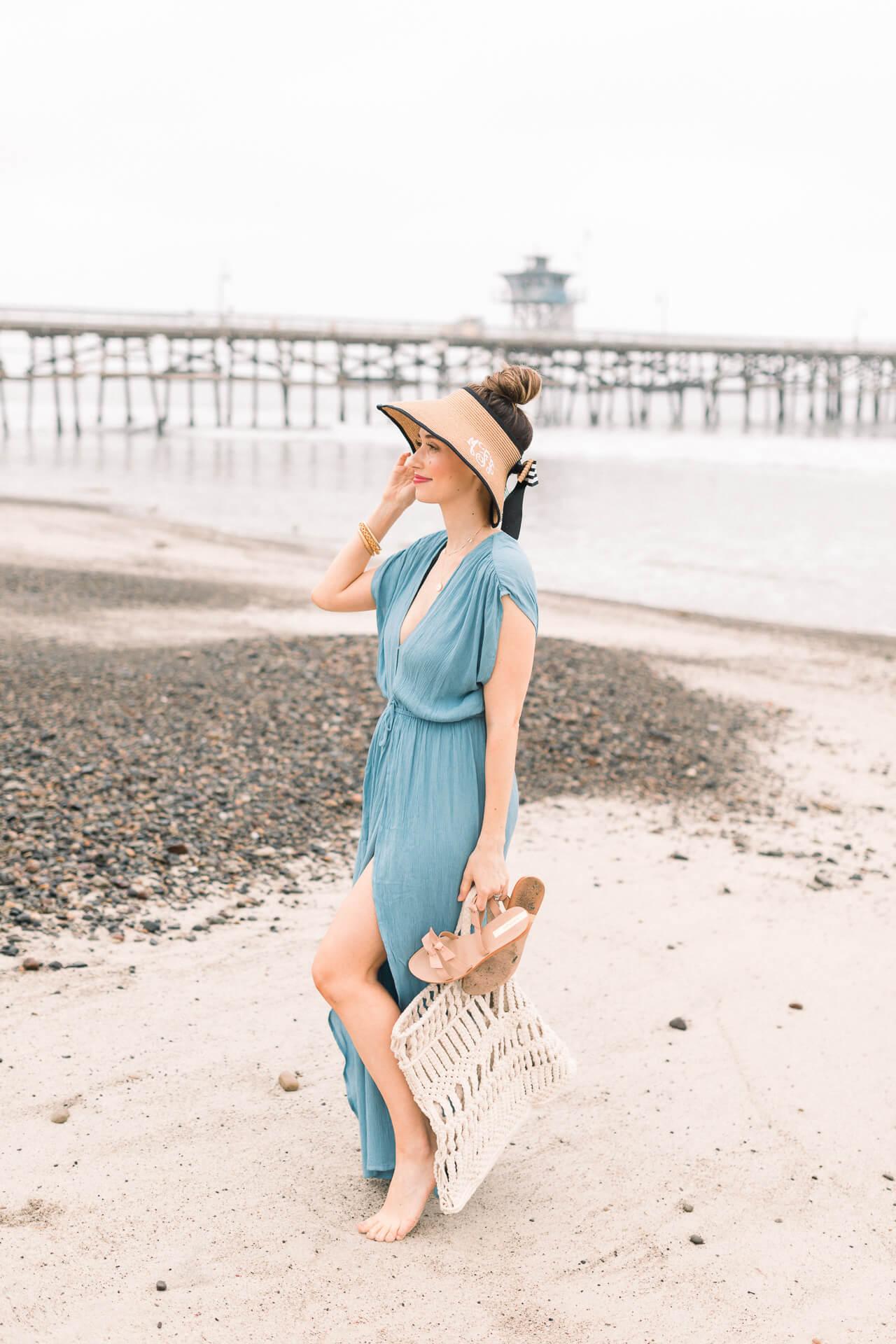 Cute beach coverups under $50 - M Loves M