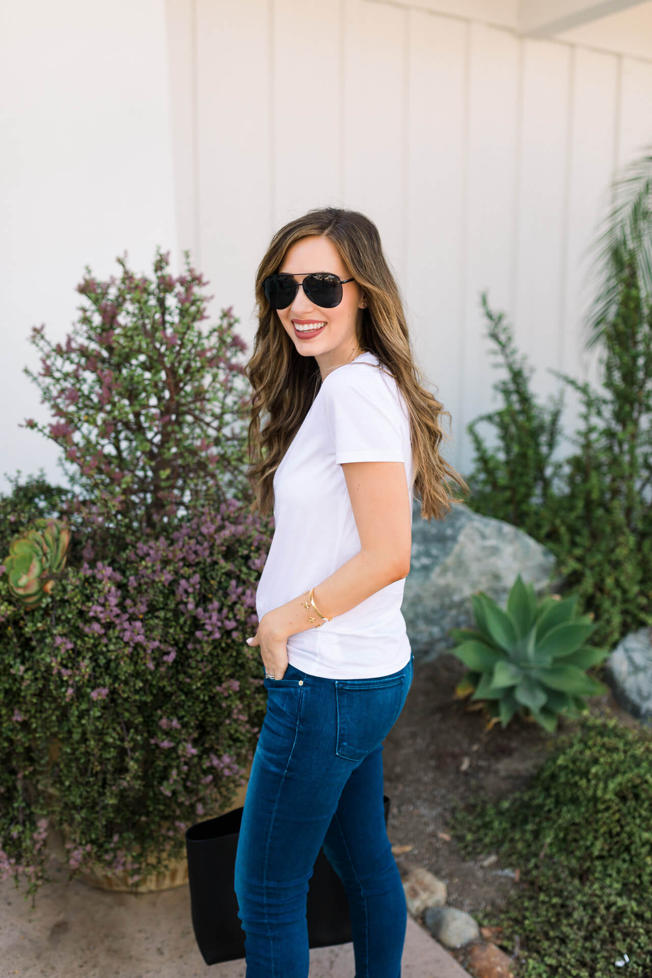 the most flattering jeans - M Loves M Los Angeles and Orange County fashion and lifestyle blogger @marmar