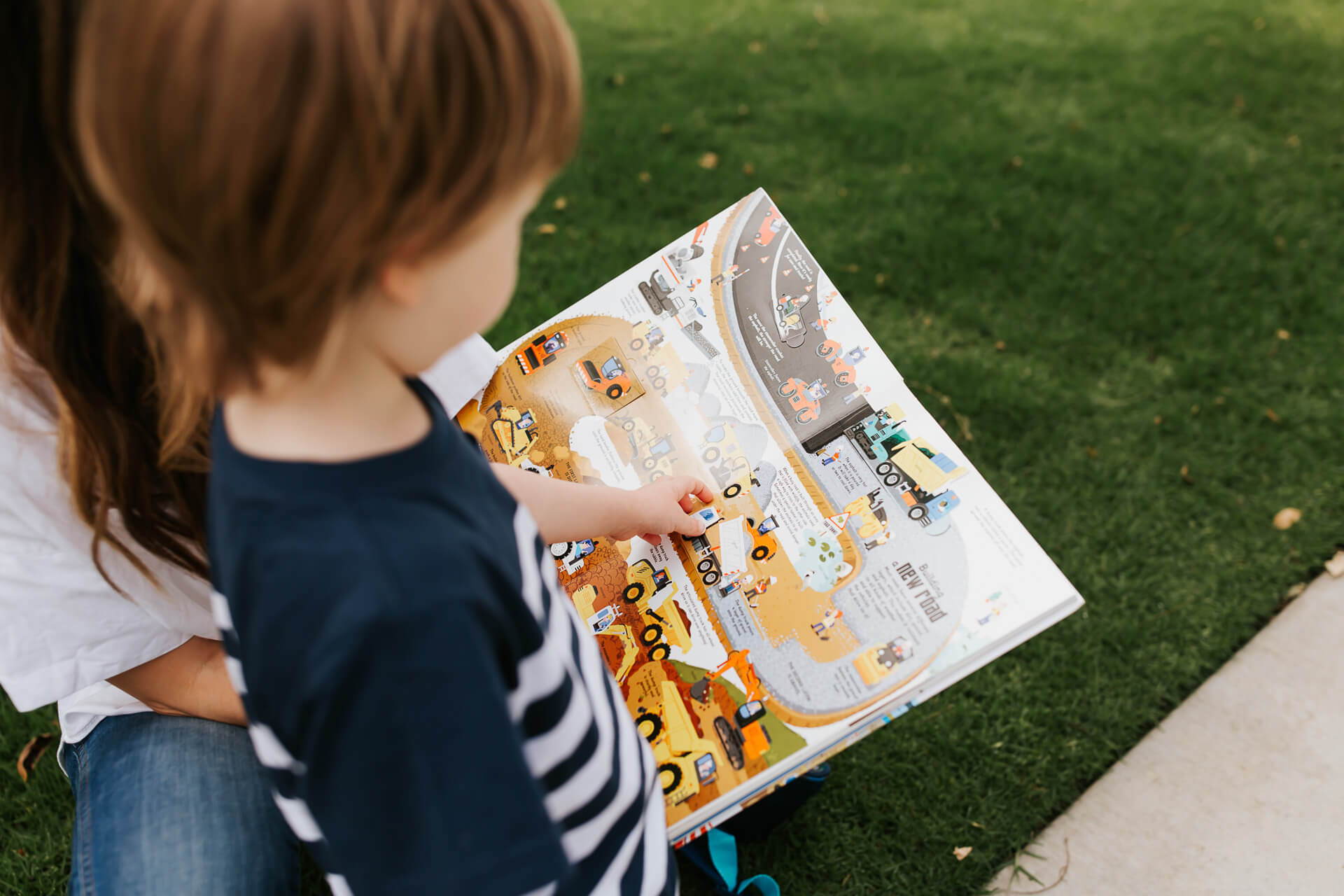 A book for my toddler boy! - M Loves M @marmar