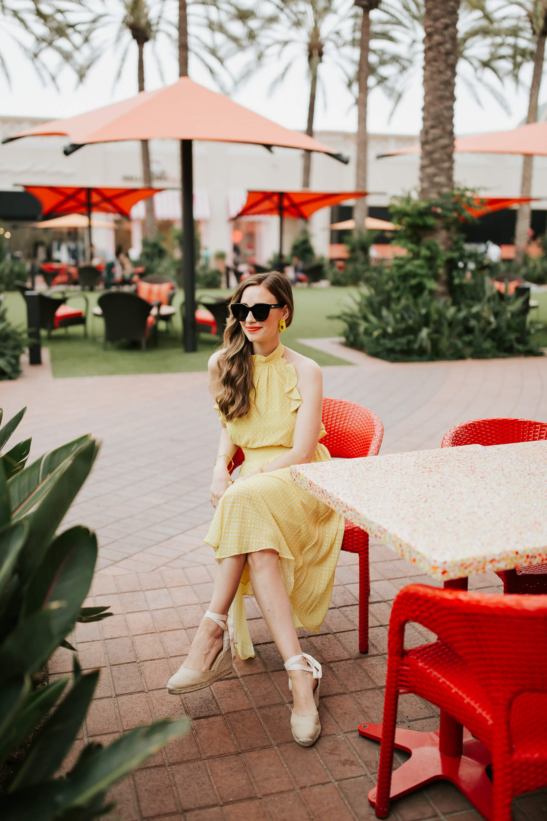 the prettiest yellow dresses for summer - M Loves M @marmar