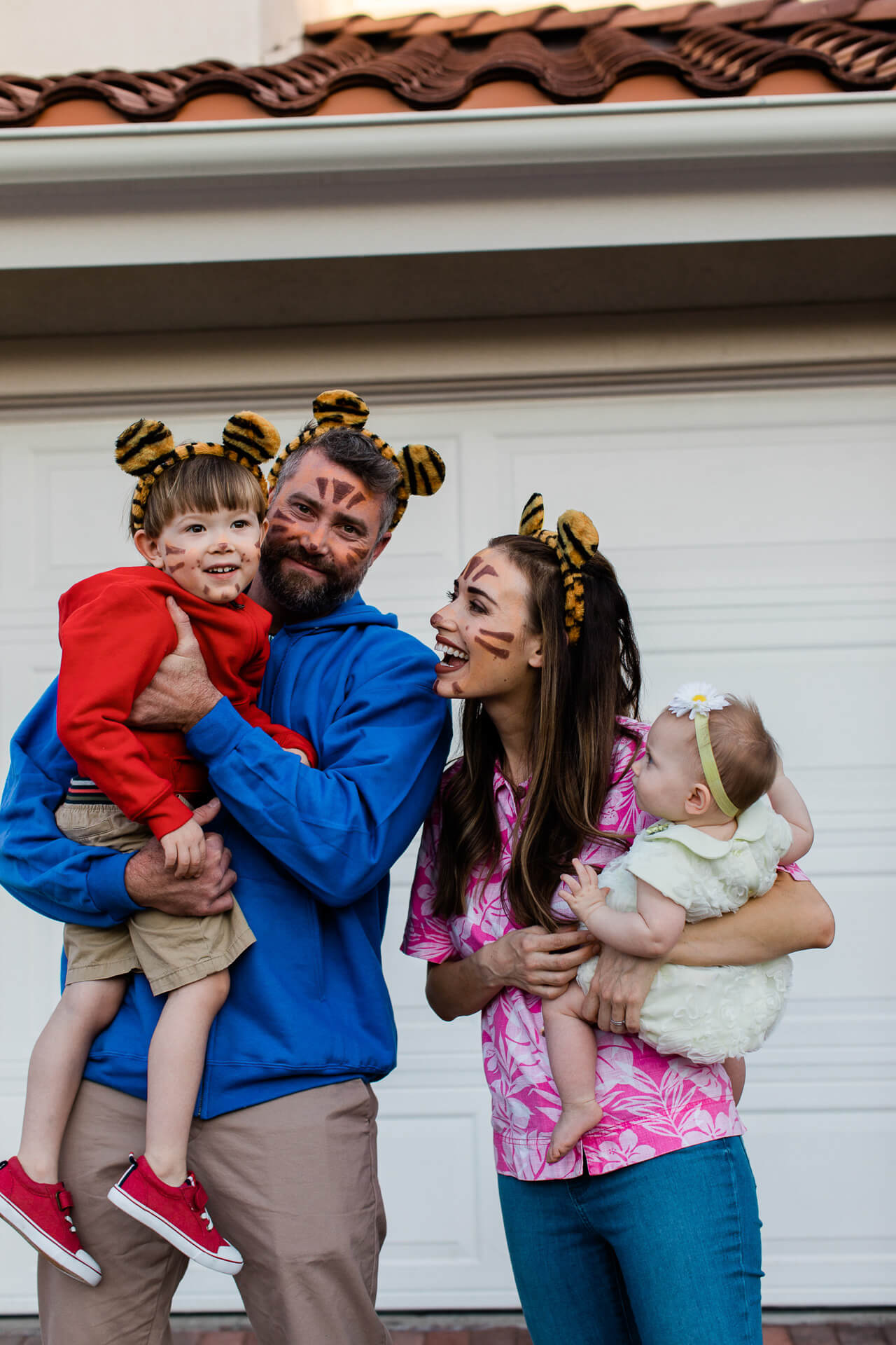 Daniel tiger Halloween costumes! - M Loves M @marmar