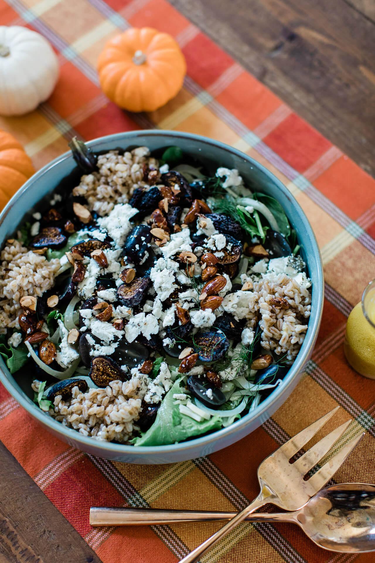 A vineyard salad recipe!- M Loves M @marmar