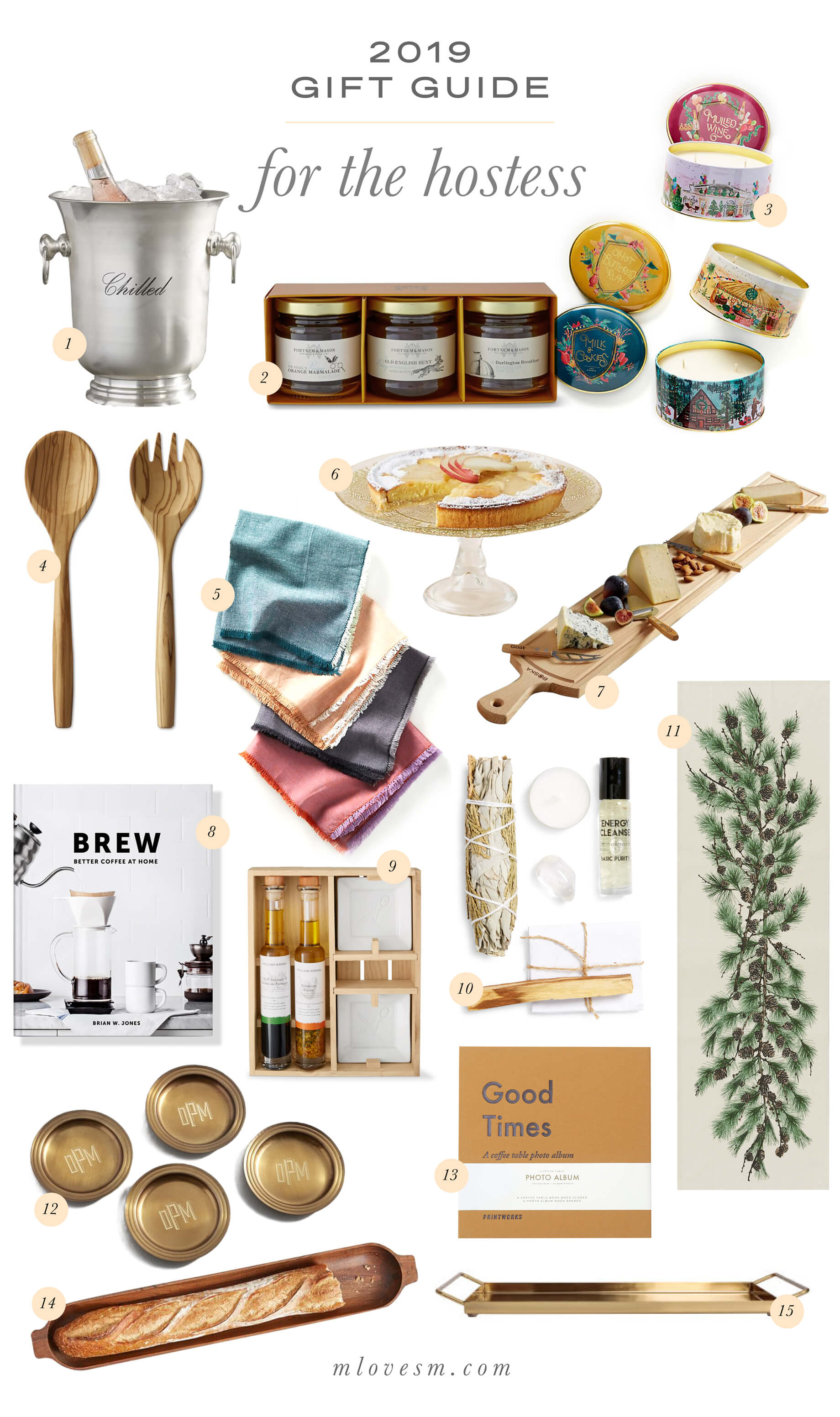 A holiday gift guide for the hostess. - M Loves M @marmar