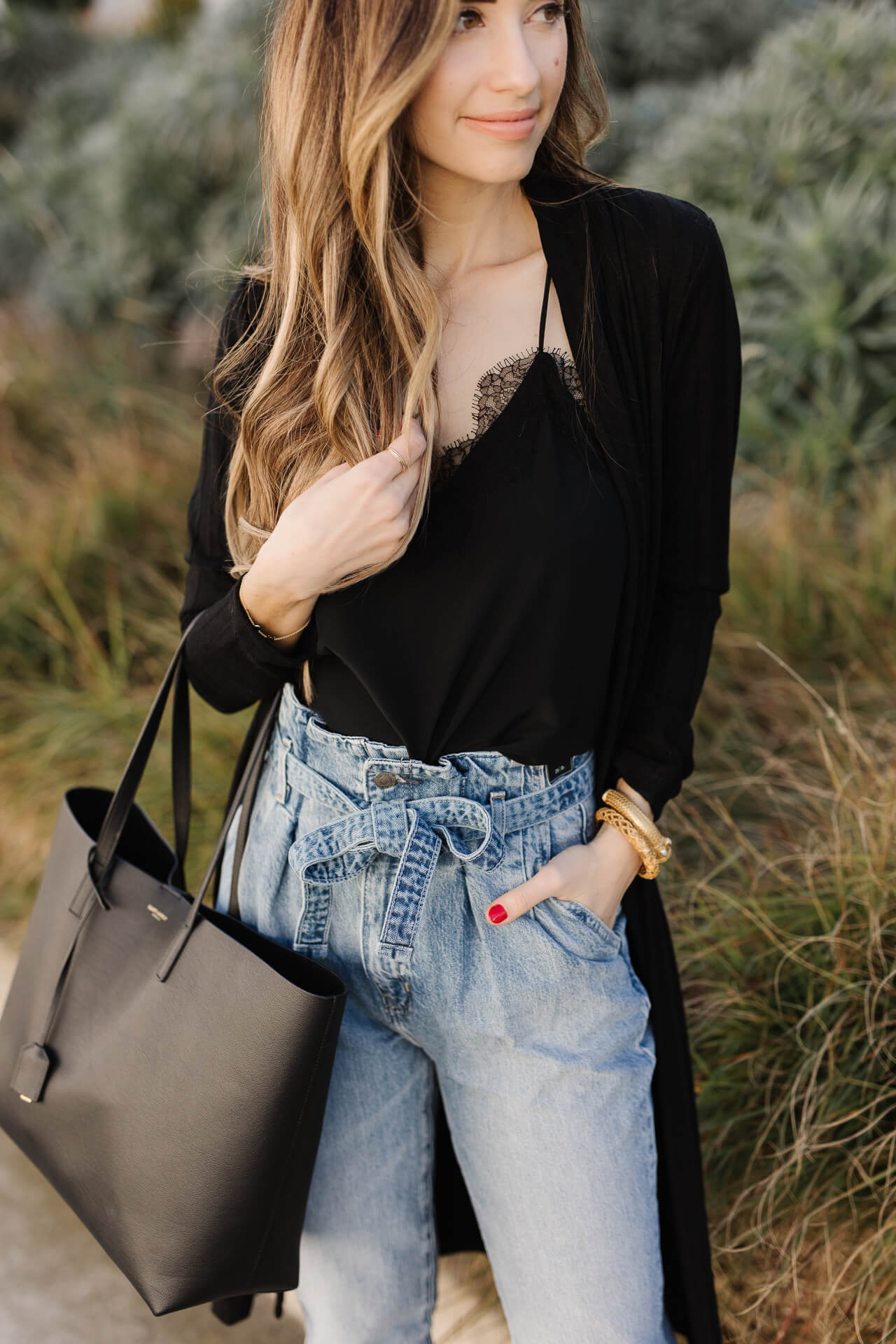 Such cute paperwaist jeans from Abercrombie! - M Loves M @marmar