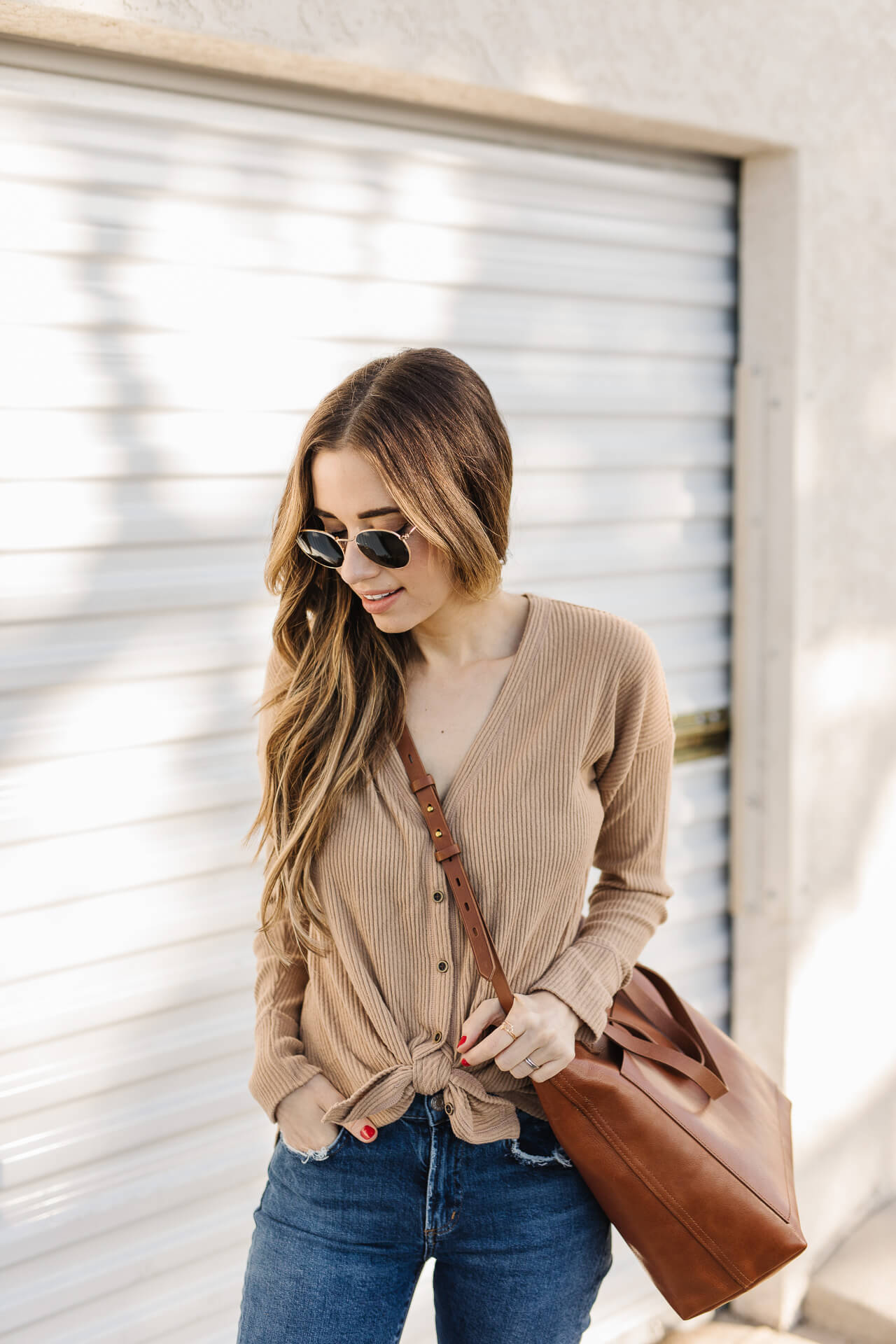 An easy casual mom outfit! - M Loves M @marmar