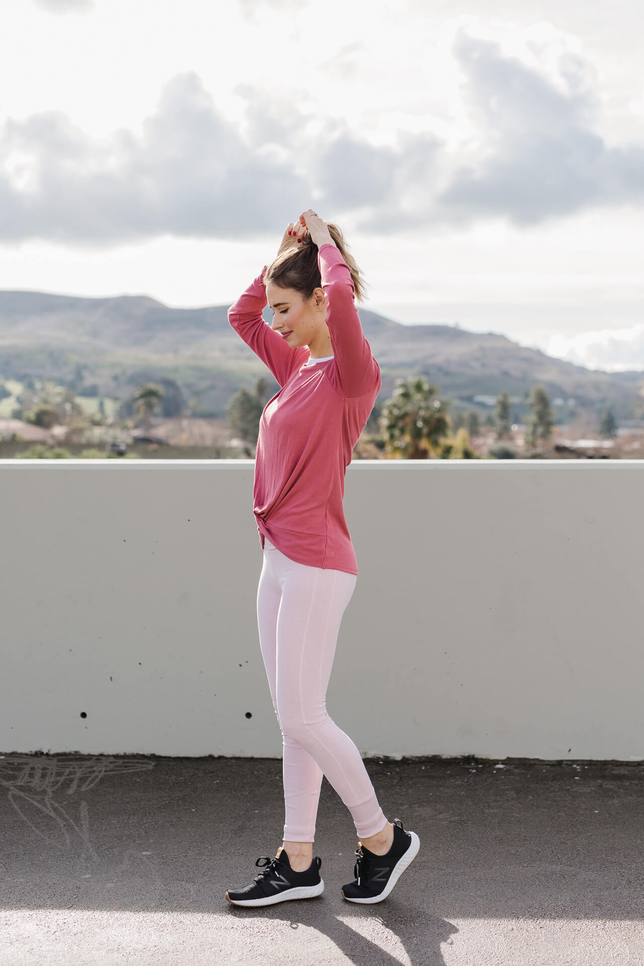 My postpartum fitness journey! - M Loves M @marmar