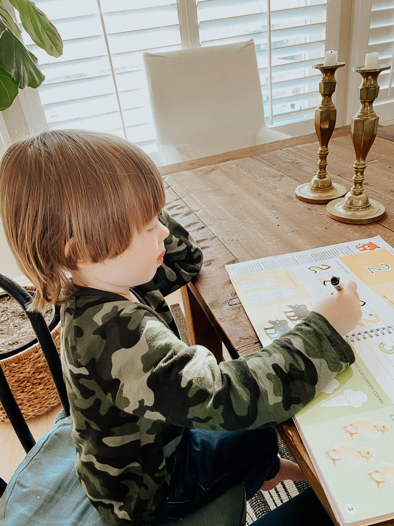 How to encourage learning and reading with toddlers! - M Loves M @marmar