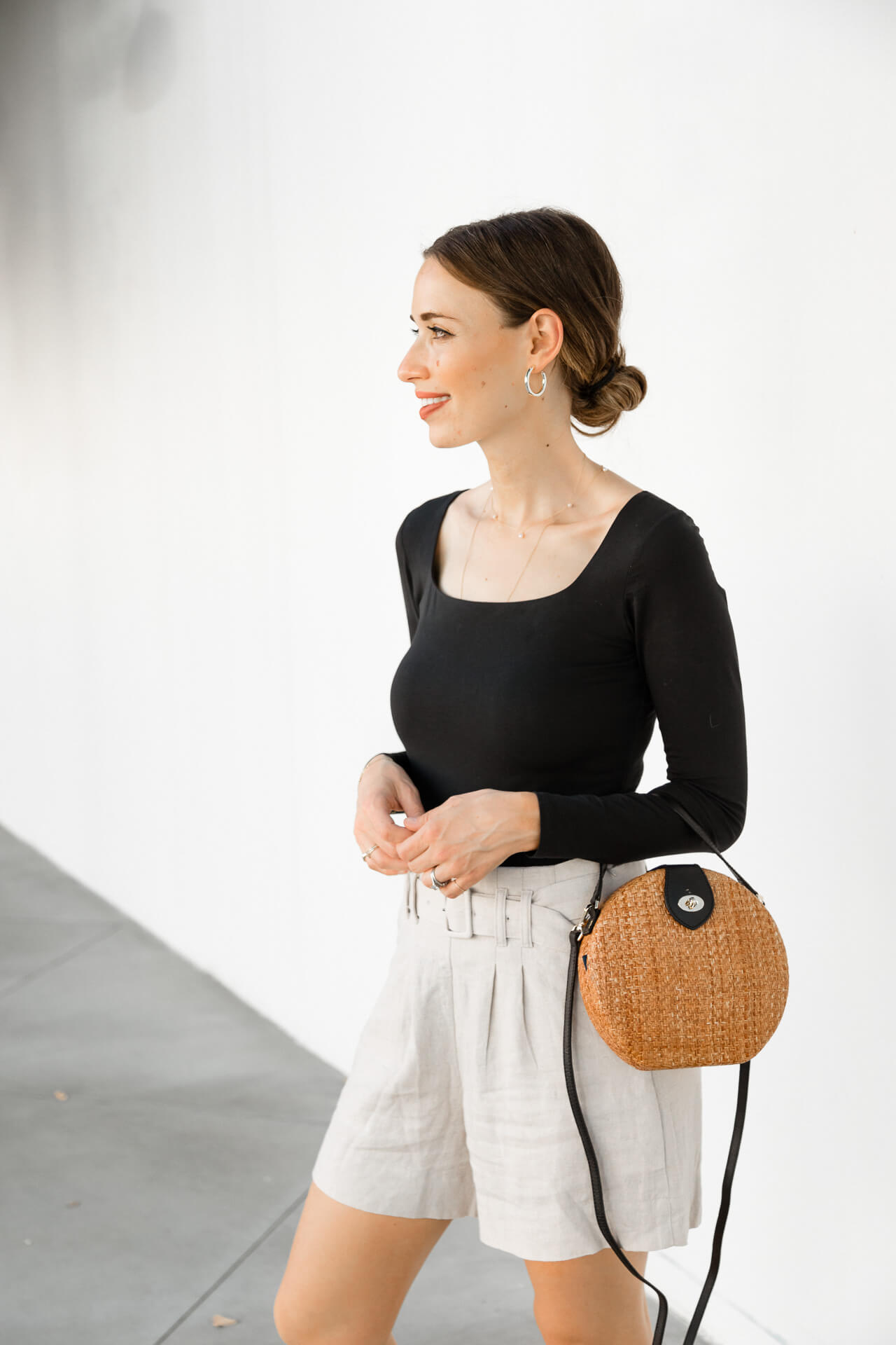 Here's a stylish outfit that is perfect for when you're in your 30s! - M Loves M @marmar