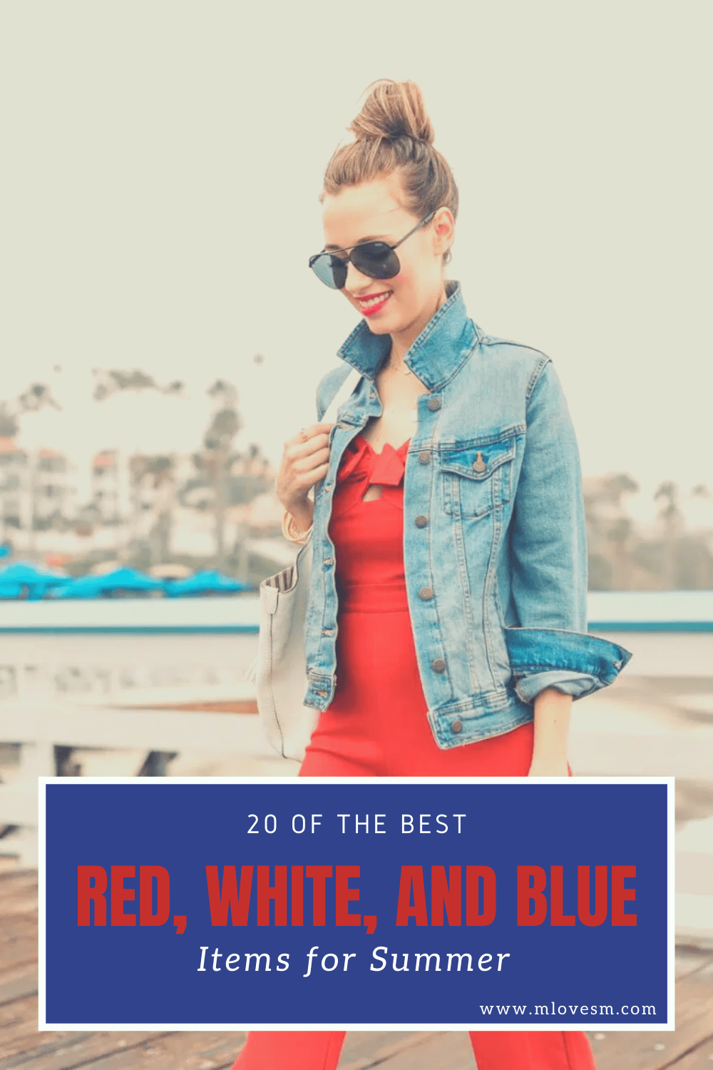 Here are the best red, white, and blue items for summer! - M Loves M @marmar
