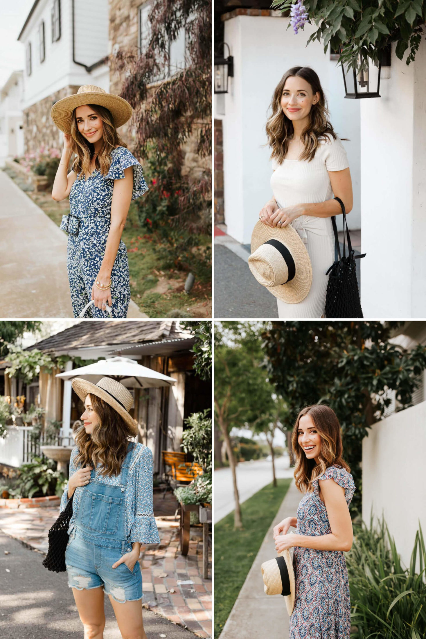 Here are some save vs splurge summer hats! - M Loves M @marmar