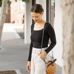 I am loving woven accessories for summer! - M Loves M @marmar