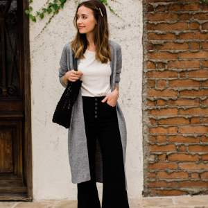 This is the best fall trend! Wide leg pants! - M Loves M @marmar