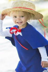Super cute madeline halloween costume inspiration