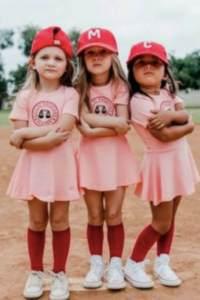 Super cute sports costume ideas