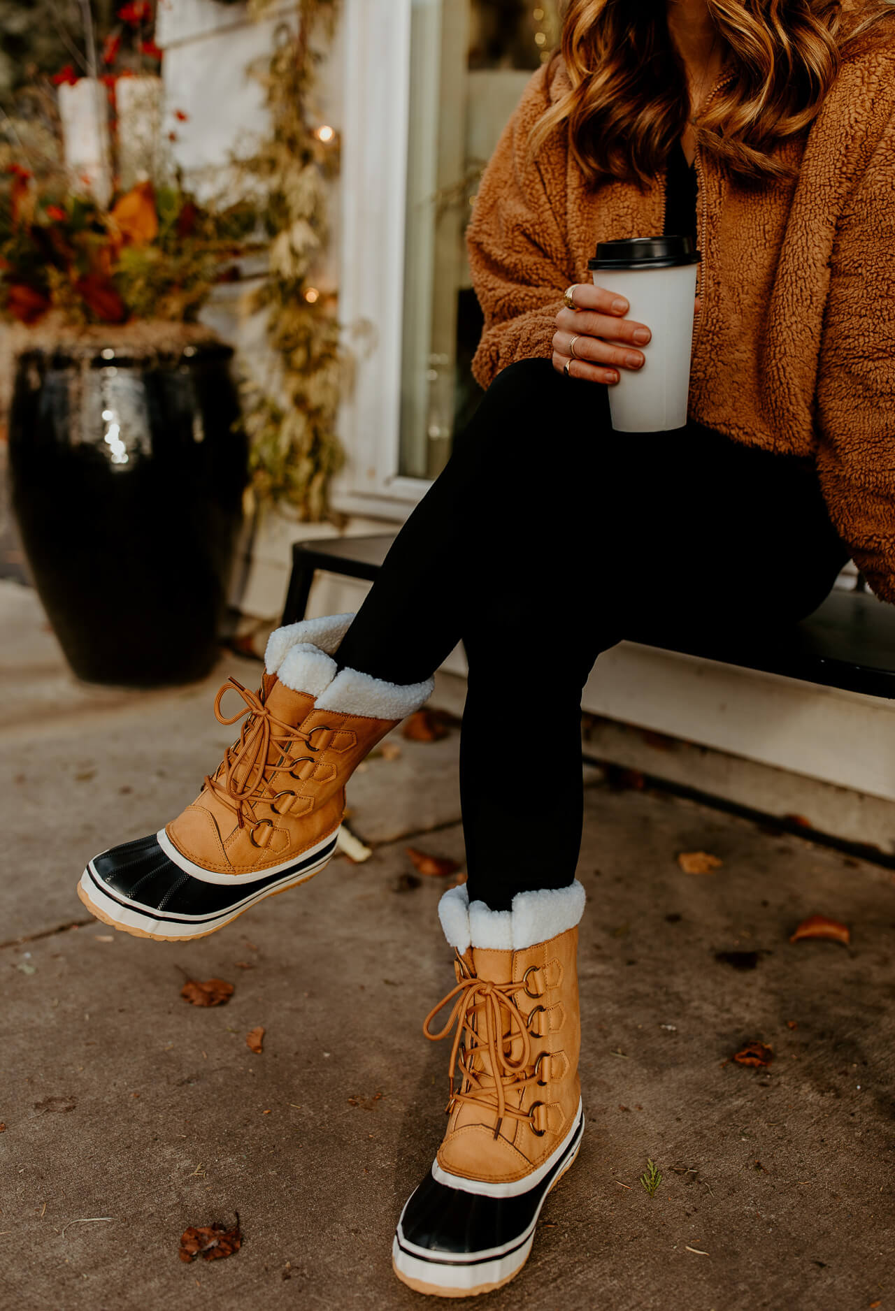 affordable duck boots - M Loves M @marmar