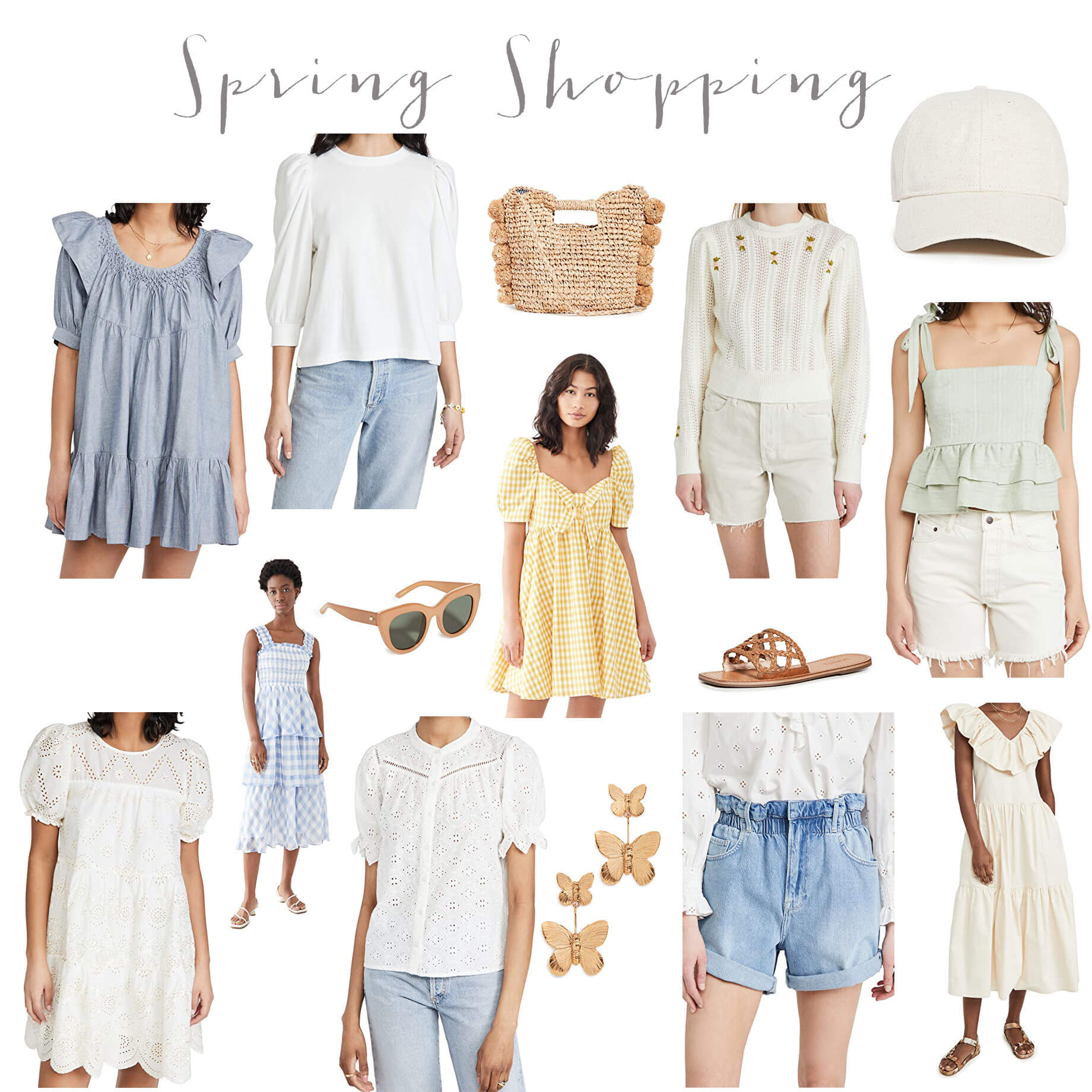 spring 2021 shopping - M Loves M @marmar