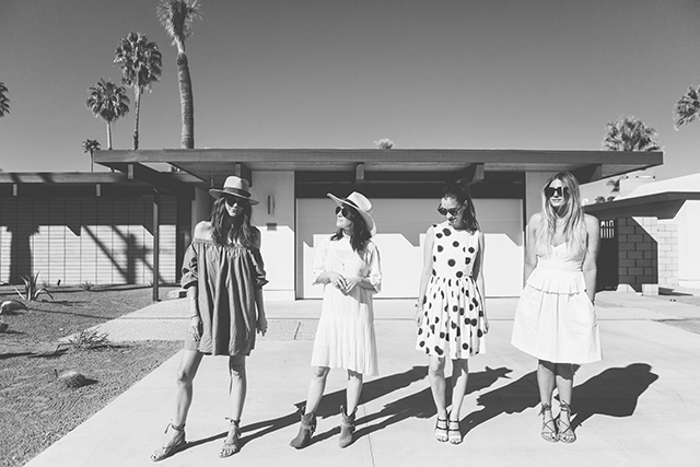 HauteLook #MyHauteEscape in Palm Springs M Loves M