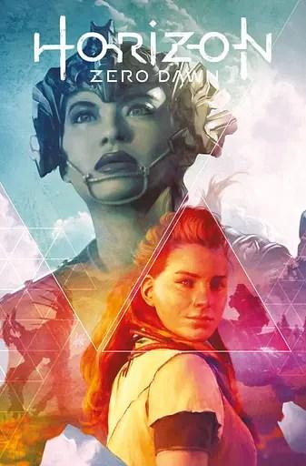 Horizon Zero Dawn Sequel in Titan Comics' August 2020 Solicitations.