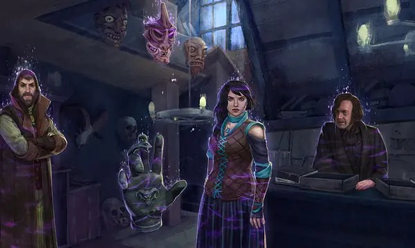 Harry Potter: Wizards Darkness Rising Part 2 unites the promotional image.  Credit: Nintendo