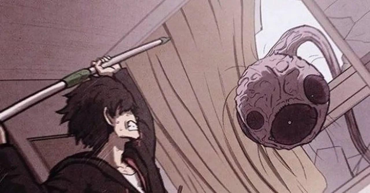 Now a netflix original series. Sweet Home A Horror Webtoon Comic Of The Moment