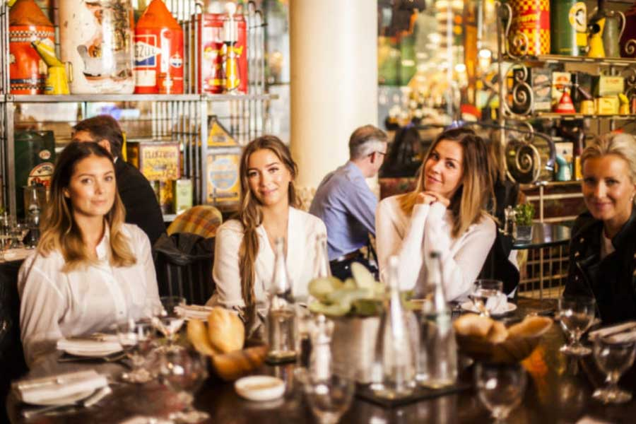 MLPR host 24 hours in London for SOBAZAAR Norwegian VIPs