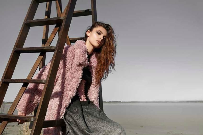 Lena Dunham, Unreal Fur, Fashion PR, London Fashion PR