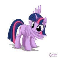 Twilight Sparkle alicorn