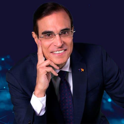 José Luis Cordeiro, MBA, Ph.D_