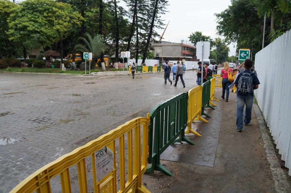 Movit Crowd Control Barricade