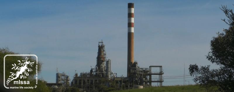 Port Stanvac refinery MLSSA