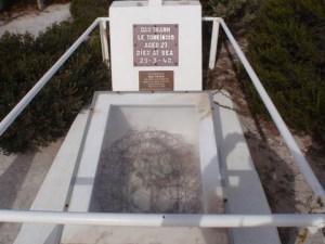 The sailor's grave