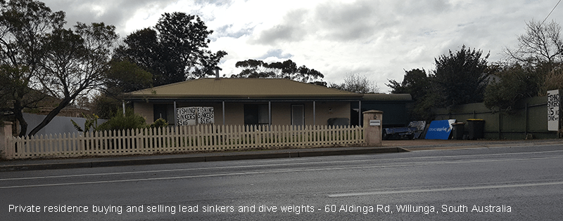 Aldinga Rd lead merchant, Willunga