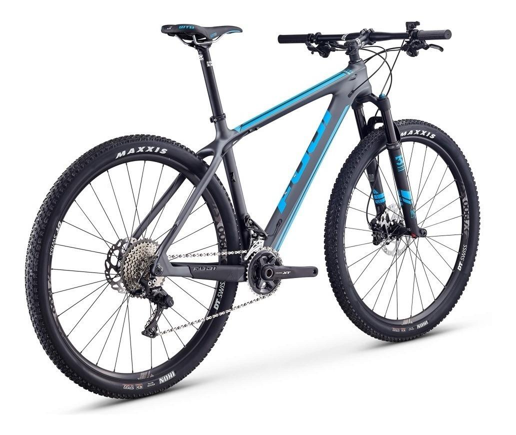 Bicicleta Montana Fuji Slm 29 2 1 Carbono Shimano