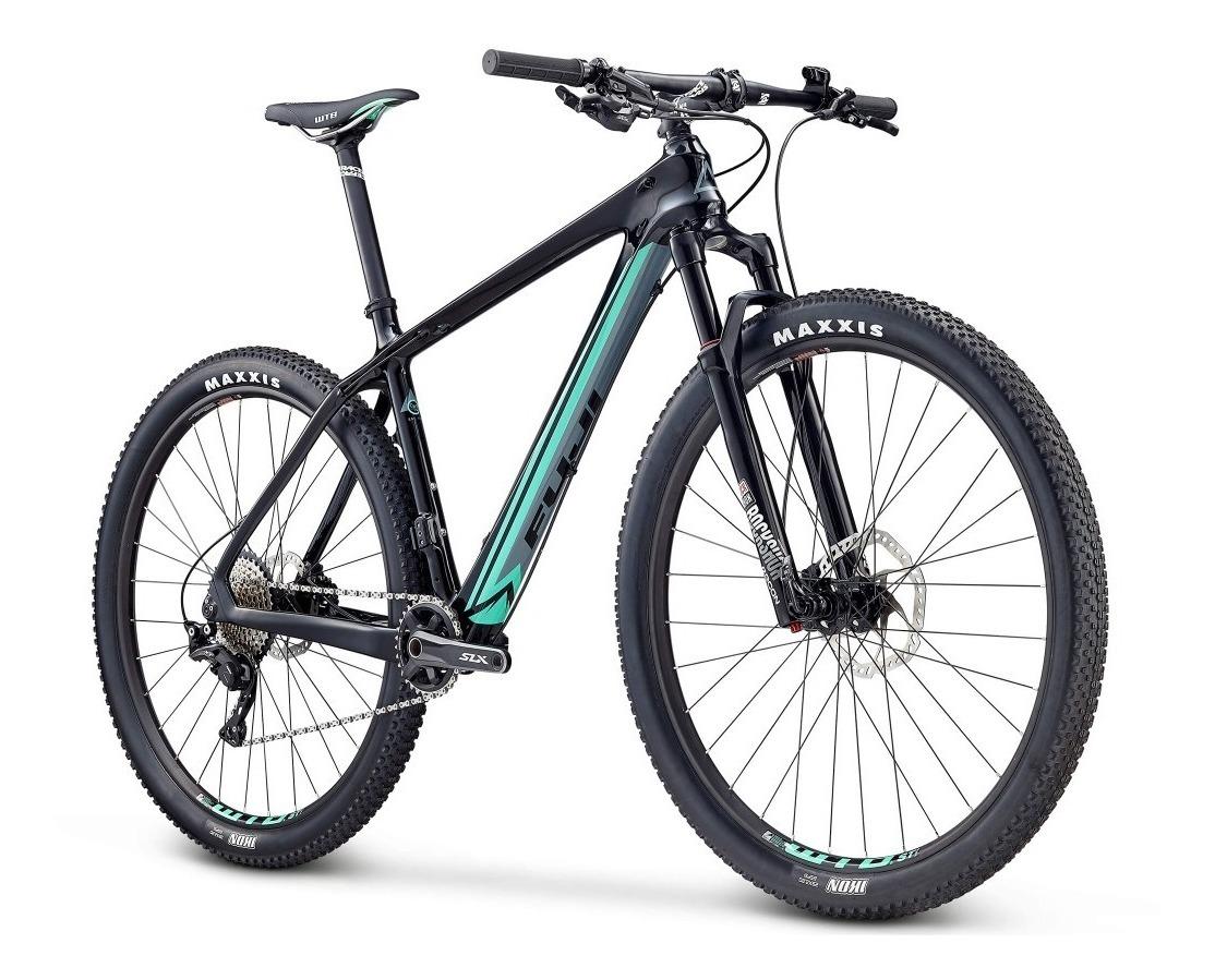 Bicicleta Montana Fuji Slm 29 2 5 Carbono Shimano