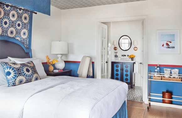 Casa Laguna Guest Room – Circa Lighting Blog