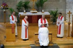 Installation of Dr. Timothy Schmeling