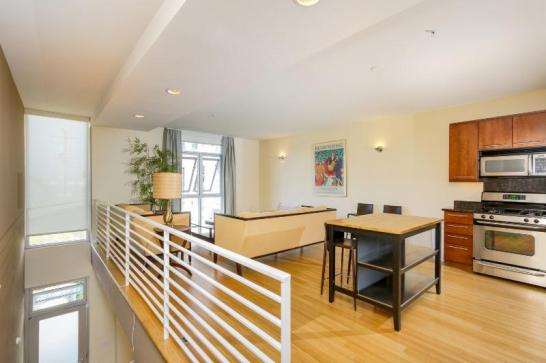 3788 Park Blvd Living Room