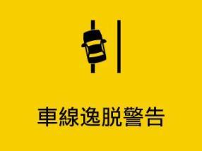 車線逸脱警告(LDWS)1